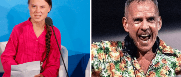 Fatboy Slim Samples Greta Thunberg's UN speech into 'Right Here, Right Now'