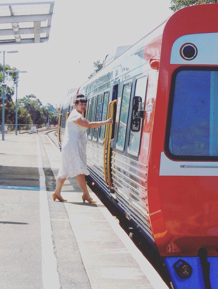 The Surprising Reason This Woman Wears Her Wedding Dress Everywhere
