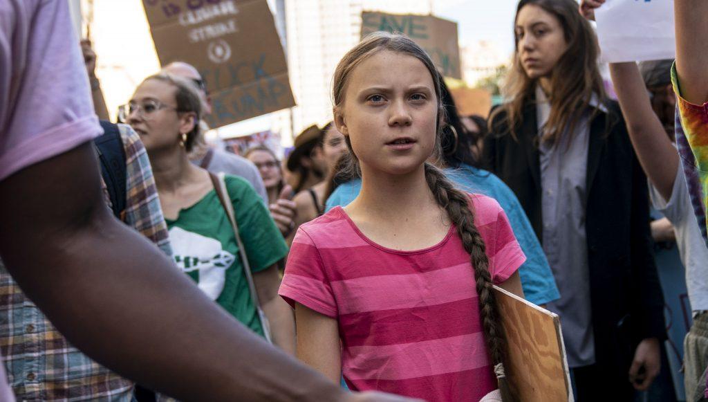 Greta Thunberg Did not Win the Nobel Peace Prize.