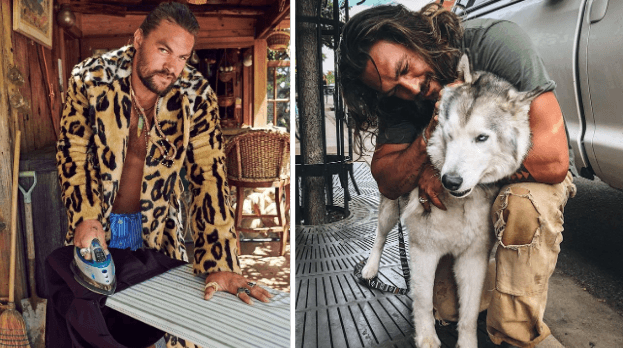Jason Momoa's New Photoshoot For A Magazine Are So Good They Got 1.2 Million Likes In Less Than 24 Hours