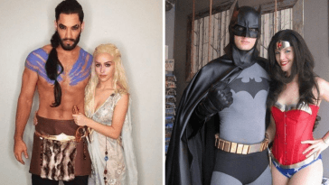 34 Genius Couples Halloween Costumes 2019