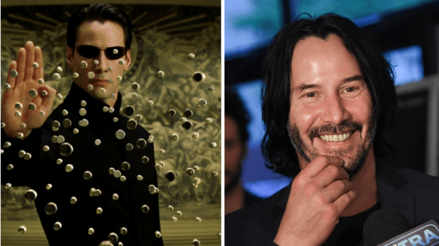 Keanu Reeves Won't Be Single Leading Actor In Matrix 4