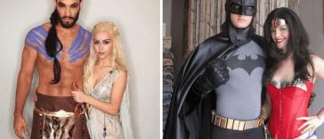 34 Genius Couples Halloween Costumes 2019